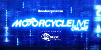 Celebrating The First-ever Motorcycle Live Online