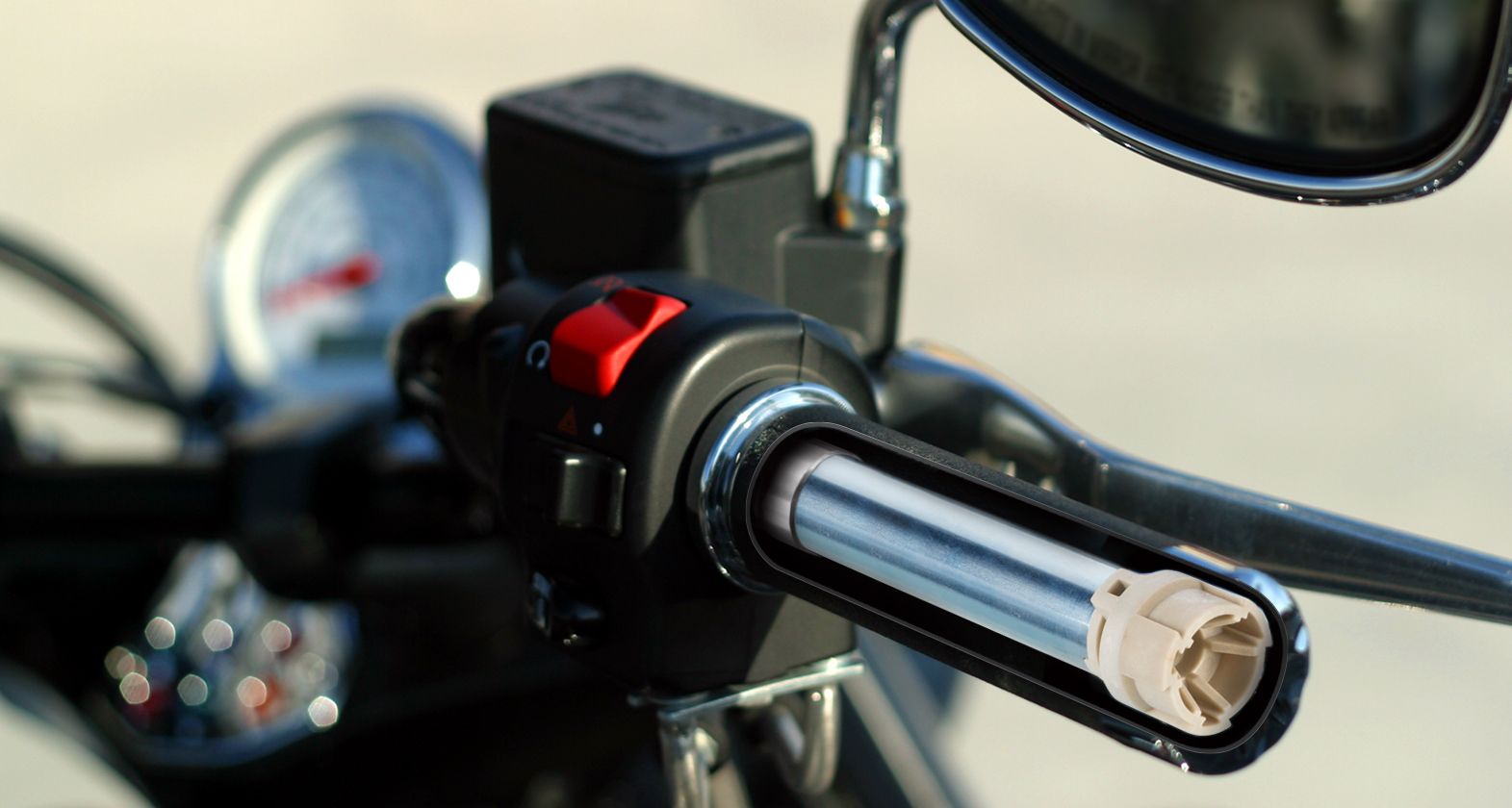 Curtiss-wright Introduces Electronic Twist Throttle