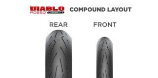 Diablo Rosso™ Corsa Ii, Pirelli's First Multi-compound Motorcycle Tyre