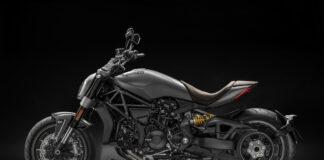 Ducati Presents A New Color Scheme For The Ducati Xdiavel