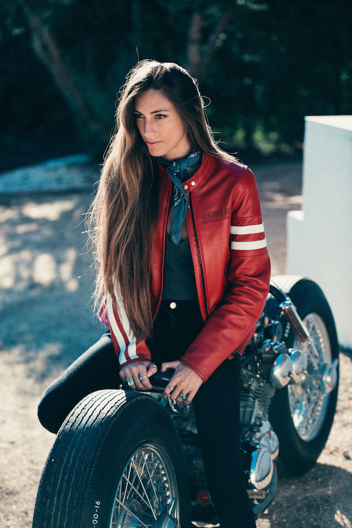 Dainese Exhibits At The 2018 Motor Bike Expo
