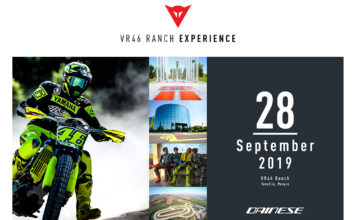 Dainese Gets You To Ranch With Valentino Rossi