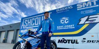 Damon Rees Joins Ashcourt Racing For 2021 Season