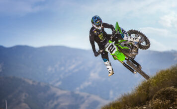 Detail Changes Further Refine Kx450 Package For 2021my