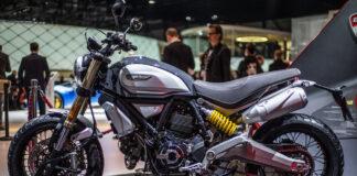 Ducati Scrambler 1100 Special At The 2018 Geneva International Motor Show