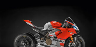 Ducati Uk Announce Free Biketrac And 15% Off Ducati Insurance When Purchasing A New Panigale V4
