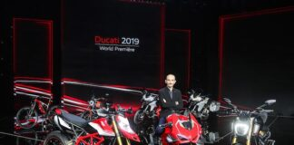 Ducati Presents Exciting New Motorcycles For Eicma 2018