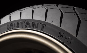 Dunlop Launch Mutant – A Tyre For All Roads, Whatever The Weather.