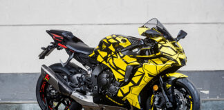 Dunlop Showcase All-new Tyres With A Fleet Of Dramatically Liveried Bikes