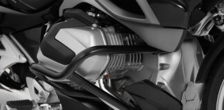 Engine Protection Bars For Bmw R 1250 Rt