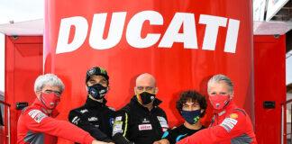 Enea Bastianini And Luca Marini Will Be The Two Ducati Riders Of The Esponsorama Racing Team In 2021
