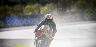 Espargaro Heads Rins And Nakagami As A Tenth Covers The Front Row In Valencia