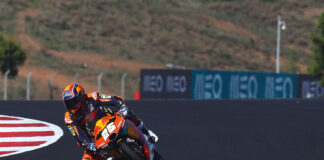 Fernandez Dominates The Field As Arenas Takes A Hard-fought Moto3™ Crown