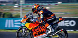 Fernandez Signs Off With Pole; Ogura And Arenas Start Fifth And Sixth