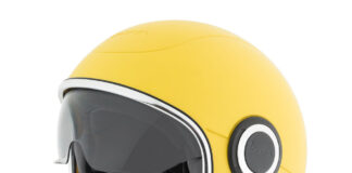 Game, Set And Matching Helmets From Vespa