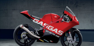 Gasgas Motorcycles Head For The Bright Lights Of Moto3