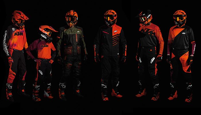 Get Geared Up & Ready To Race With The Ktm Powerwear Offroad Collection