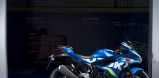 Gsx-r125 Joins Gsx-r1000r On Suzuki 0% Finance Deal