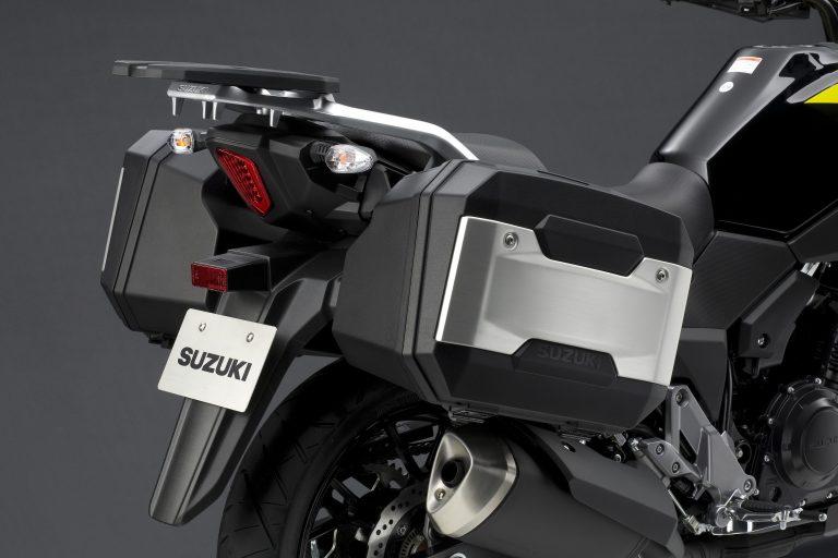 Get Free Luggage With Suzuki V-strom 250