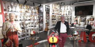 Giacomo Agostini, Mv Agusta's Racing Legend, Now Has His Own Museum