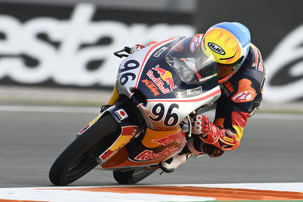 Holgado Fastest All Day In Valencia 2 Rookies Finale
