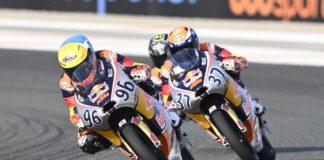 Holgado Wins Valencia Race 2 – Acosta Takes The Rookies Cup