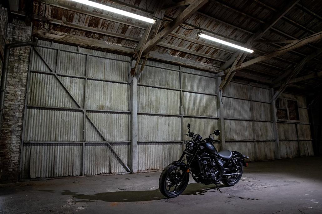 Introducing Honda's Big New Rebel