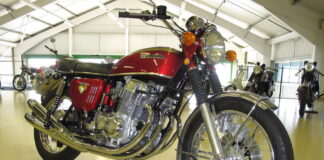 Iconic Machines To Go Under The Hammer At The Devitt Mcn Ally Pally Show
