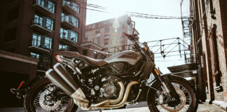 Indian Motorcycle Increases Style With New Ftr Rally