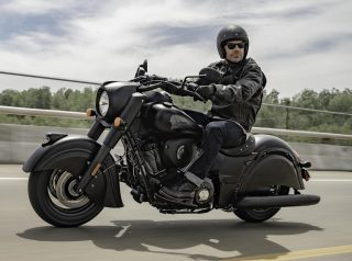 Indian Motorcycle Announces 2019 Chief, Springfield & Roadmaster