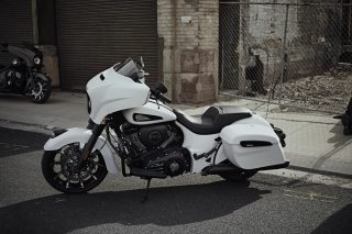 Indian Motorcycle Unleashes Redesigned & Updated Chieftain