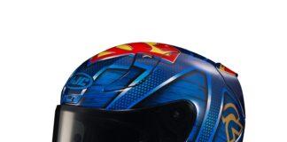 It's A Bird… It's A Plane… It's The New Hjc Rpha 11 Superman Helmet!