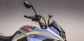 Join The Nationwide Suzuki Dealership Launch To Celebrate The Arrival Of The New Katana