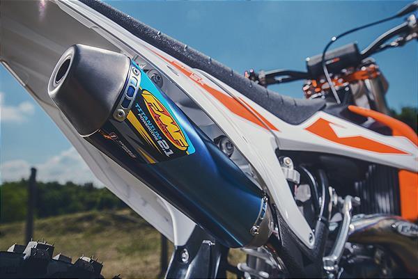 Ktm Announces Partnership With Fmf Racing