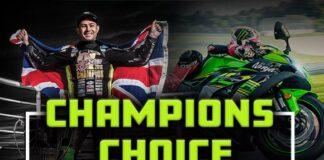 Kawasaki Promo News Champion's Choice