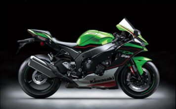 Kawasaki Changes The Face Of Superbike With The 2021 Ninja Zx‑10r And Ninja Zx‑10rr