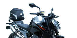 Lightweight Luggage For Middleweight Bikes