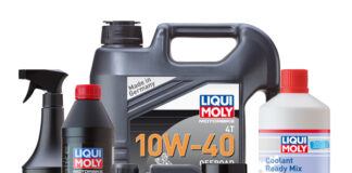 Liqui Moly The Exclusive Lubricant For Moto2 And Moto3