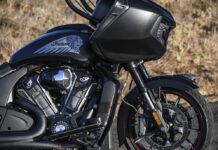 Metzeler Cruisetec™ Tyres Chosen As Exclusive Original Equipment Of The New Indian® Challenger Motorcycle