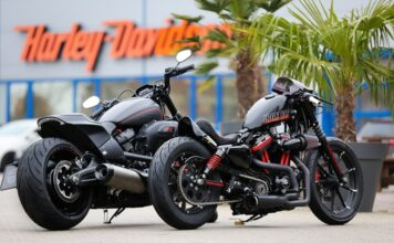 Metzeler Unveils At Custombike-show The New Cruisetec™, A Custom Touring Tyre That Optimises V-twin Performance