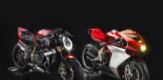 Mv Agusta's Brutale 1000 Serie Oro And Superveloce 800 Serie Oro Sold-out