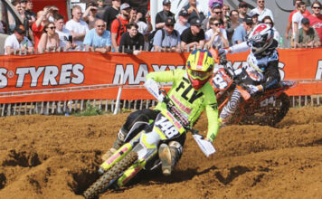 Maxxis To End Mxgb Partnership