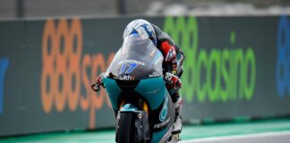 Mcphee Reigns Wet Qualifying For First Pole Of 2020