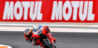 Miller Pips Nakagami By A Tenth, Mir 12th On Friday