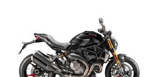 "Monster 1200 S Becomes ""black On Black"""