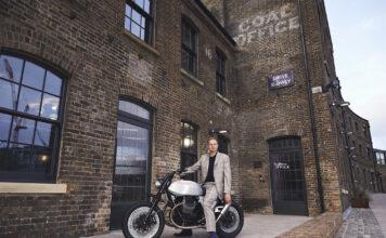 Moto Guzzi Protagonist At The London Design Festival 2019