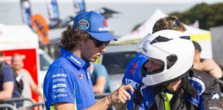 Motogp Race-winner Alex Rins Heads Star-studded Lineup Of Instructors At Silverstone For Suzuki Taster Zone