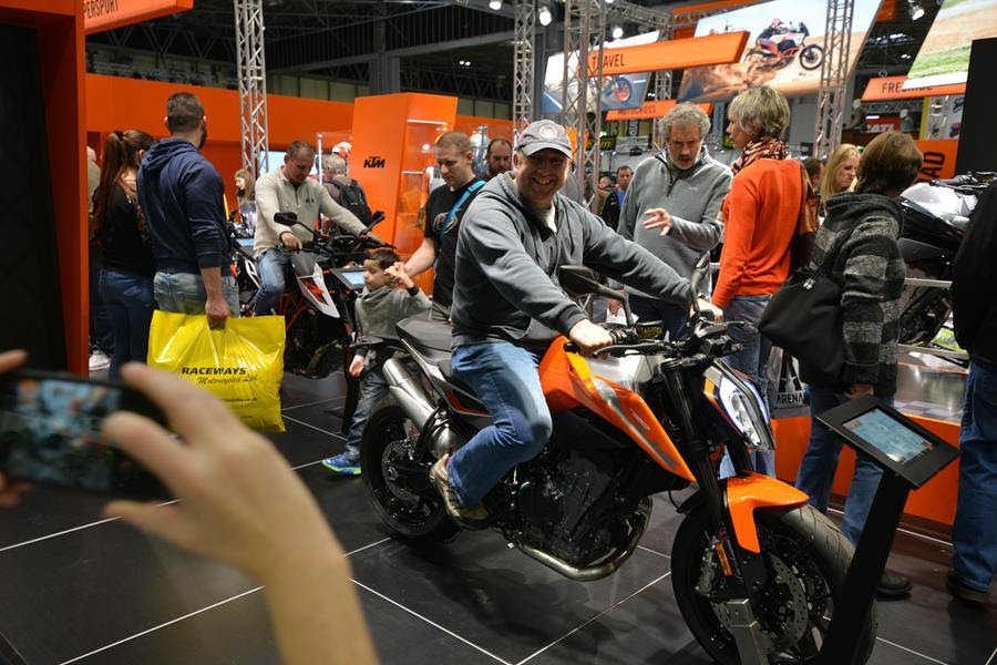 Motorcycle Live – The Only Place To See 2019 Bike Debut In The Uk