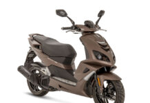 New Look For Sporty Speedfight Scooter