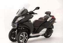 New Peugeot Metropolis With Built-in Dash Cam